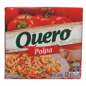 POLPA TOM 520G QUERO