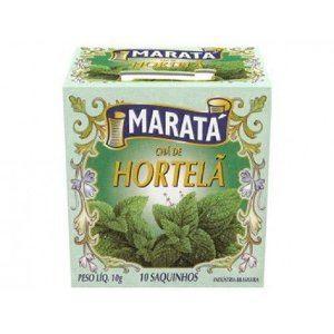 CHA MARATA 10G HORTELA