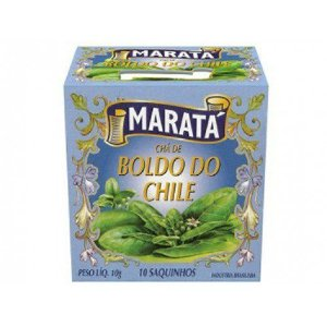 CHA MARATA 10G BOLDO DO CHILE