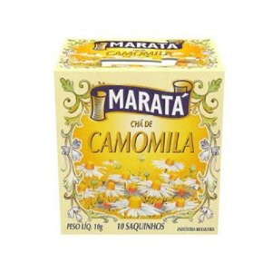 CHA MARATA 10G CAMOMILA