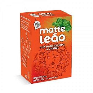 CHA MATTE LEAO 100G