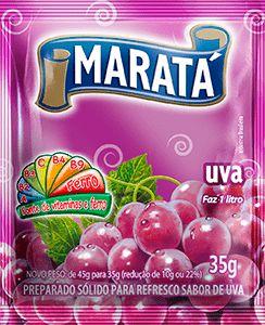 REFRESCO MARATA 30G UVA