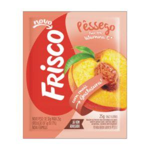 Refresco Frisco 25G Pessego