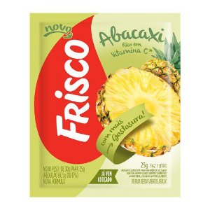 Refresco Frisco 25G Abacaxi