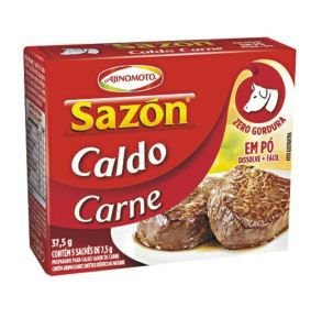 SAZON CALDO 37,5G CARNE
