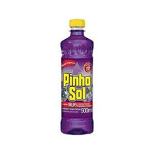 Desinfetante Pinho Sol 500Ml Lavanda