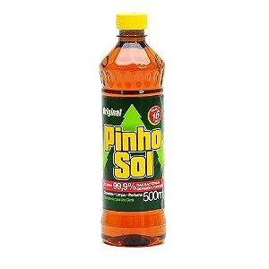 Desinfetante Pinho Sol 500Ml Original