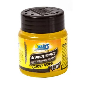 AROMATIZANTE P/CARRO KHARIS 80ML CARRO NOVO