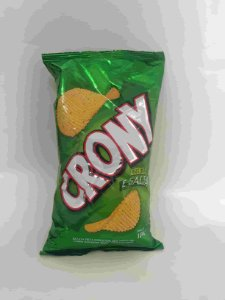 Batata Crony 100G Cebola E Salsa