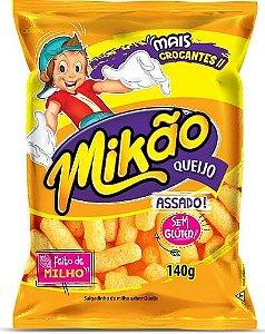 Salgadinho Mikao 140G Queijo