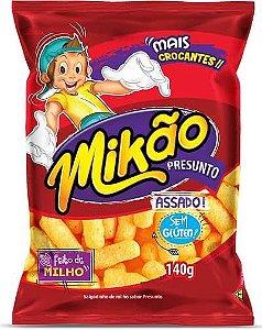 Salgadinho Mikao 140G Presunto