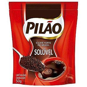 CAFE PILAO 50G SOLUVEL SACHE
