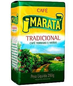 CAFE MARATA 250G VACUO