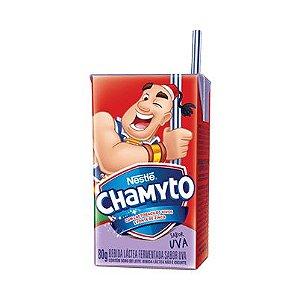 Leite Fermentado Nestle Chamyto 80G Uva
