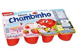 Iogurte Nestle 320G Chambinho Morango