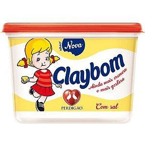 Margarina Claybom 500G Com Sal