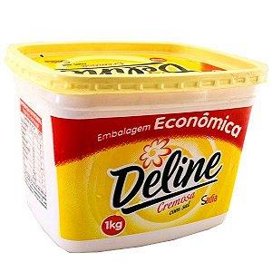 Margarina Deline 1000G Com Sal