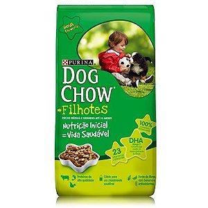 Racao Dog Chow 1Kg Filhotes Médios e Grandes