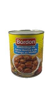 ALMONDEGAS AO MOLHO 830G BORDON