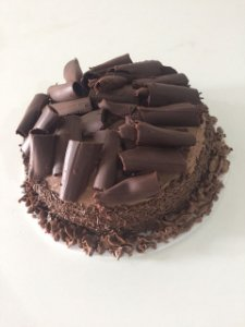 Torta Floresta Negra Aproximadamente 1,500G