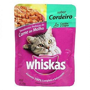 Whiskas 85G Cordeiro