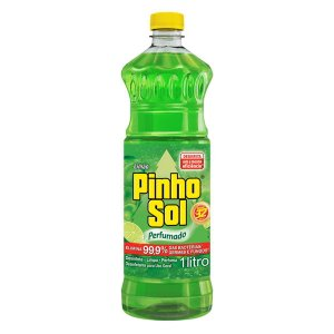 Desinfetante Pinho Sol 1000L Limao
