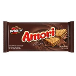 BISC FORT WAFER 120G AMORI CHOCOLATE
