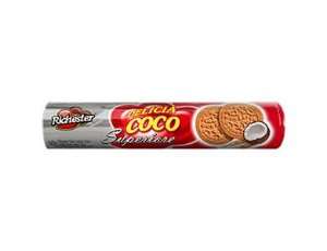BISC FORT 140G DELICIA COCO RICHESTER