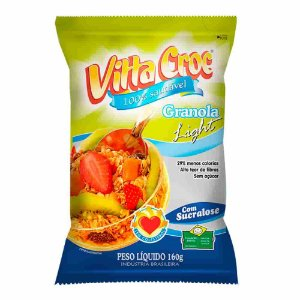 GRANOLA VITTA CROC 160G LIGHT