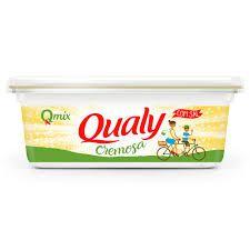 Margarina Qualy Cremosa 250G Com Sal