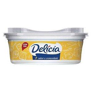 Margarina Delicia 250G Cremosa