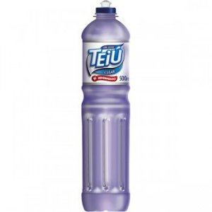 Detergente Teiu 500Ml Clear