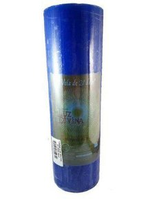 Vela Luz Divina 21 Dias 1800G Azul