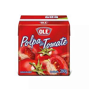 Polpa Tomate 520G Ole