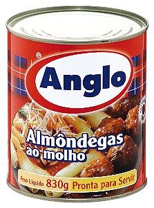 ALMONDEGAS MISTA AO MOLHO 830GR ANGLO