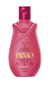 Hidratante Paixao 200Ml Romantica