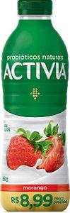 Iogurte Danone Activia 850G Morango