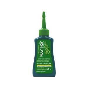 Restaurador Capilar Nutri Hair 60Ml Plants