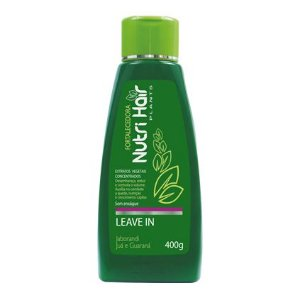 Leave-In Nutri Hair 400Ml Plants