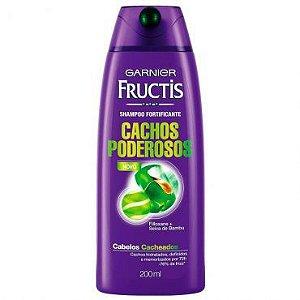 Shampoo G.Fructis 200Ml Cachos Poderosos