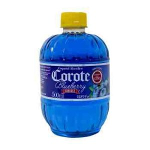 Coquetel Corote 500Ml Blueberry