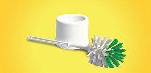 Escova Sanitaria Dalcin Com Suporte