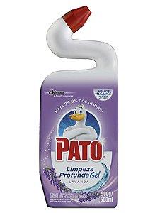 Desinfetante Pato 500Ml Limpeza Sanitária Lavanda
