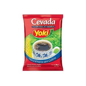 CEVADA YOKI 500G TORRADA E MOIDA