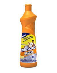 Limpador Desengordurante Mr Musculo 500Ml 20% De Desconto