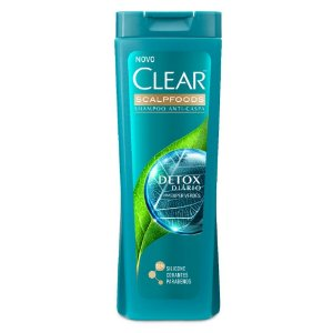 SHAMPOO CLEAR 200ML SCALPFOODS