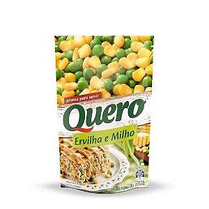 ERVILHA E MILHO VERDE QUERO 200G SACHE