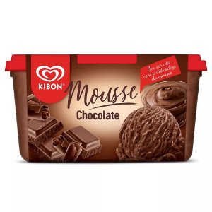 Sorvete Kibon Mousse Chocolate 1,3L