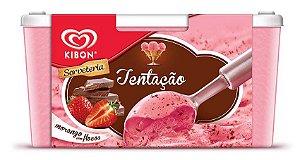 Sorvete Kibon Tentacao 1,3L