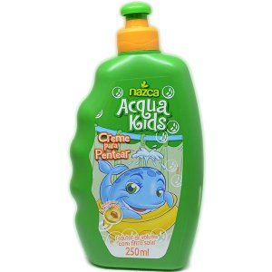 Creme Pentear Acqua Kids 250Ml Trad